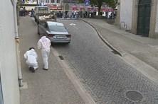 Assaltantes disparam sobre PSP e põem-se em fuga
