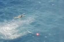Elementos da Força Aérea salvam dez pescadores na Madeira