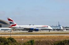 Falha no sistema informático da British Airways com impacto em Portugal