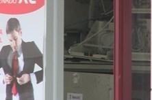 Assaltantes explodem caixa multibanco em Alcobaça