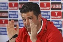 Rui Vitória convoca 22 jogadores para a final da Taça de Portugal