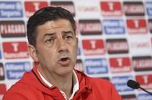 Rui Vitória espera dificuldades frente ao Vitória de Guimarães