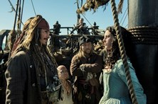'Piratas' perdem fôlego no regresso ao cinema