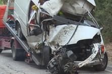 Despiste em Leiria causa dois mortos