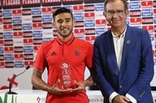 """Salvio nomeado """"homem do jogo"""" da final da Taça de Portugal"""