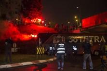 Benfica acaba época em festa