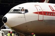 John Travolta doa Boeing 707 a museu australiano