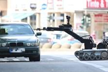 Carro suspeito deixa Berlim em alerta