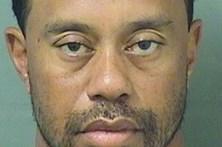 Tiger Woods preso por conduzir embriagado
