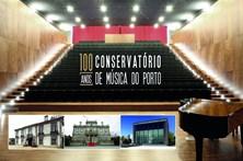 Inteiro-Postal assinala 100 anos do Conservatório de Música do Porto