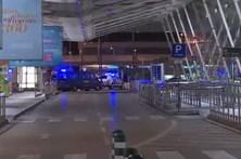 Mala suspeita isola chegadas do aeroporto de Lisboa