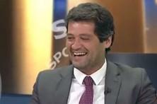 André Ventura ri dos títulos do Sporting