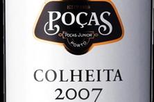 Poças, um vinho com perfume de Porto