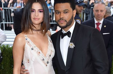 Selena Gomez assume paixão por The Weeknd