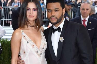 Selena Gomez assume paixão por The Weeknd