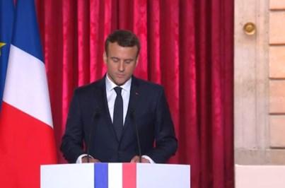 """Novo Presidente francês quer Europa """"refundada e relançada"""""""