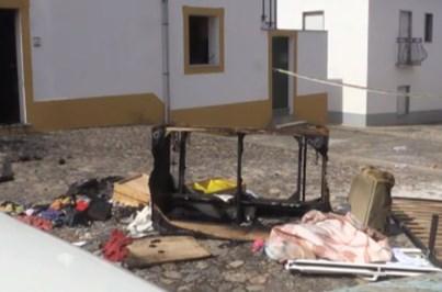 Explosão em casa deixa homem ferido gravemente