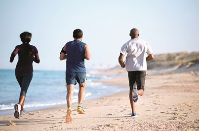 Meia maratona na areia a 28 de maio