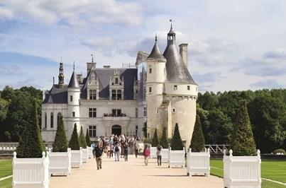 Loire, o refúgio da nobreza francesa