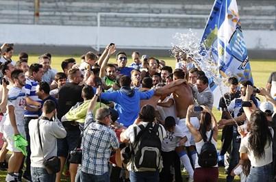 Canelas 2010 sobe ao Campeonato de Portugal