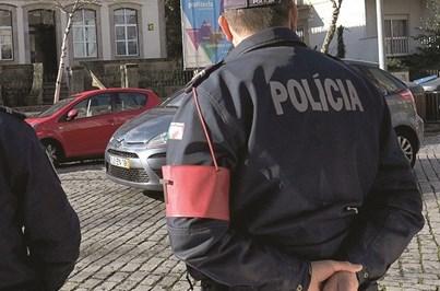 Oito detidos por atacar a PSP