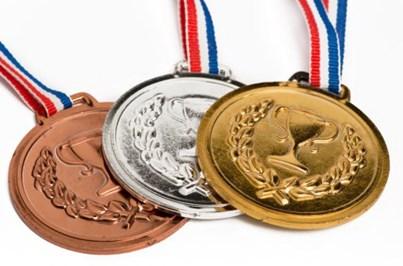 Atletas devolvem medalhas dos Jogos Olímpicos porque estão a enferrujar