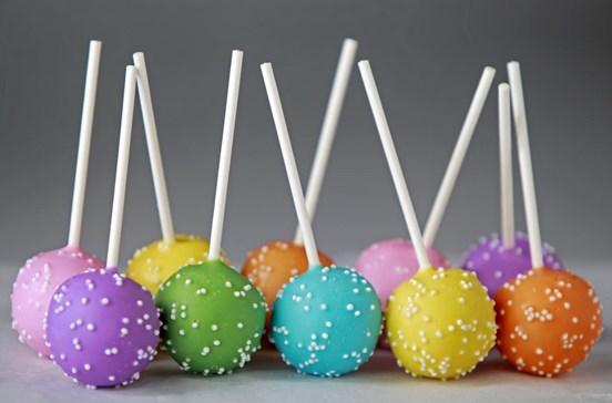 Cake Pops feitos com paixão