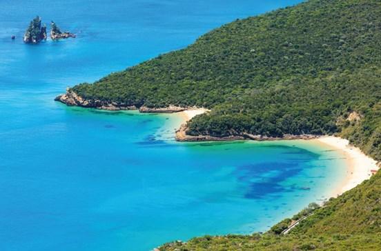 A melhor praia da Europa fica em Portugal