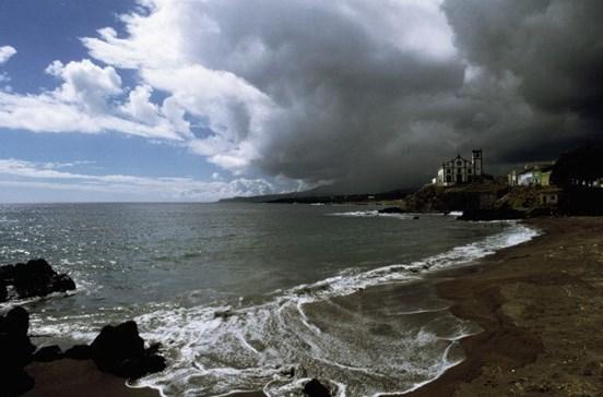 Aviso Amarelo estendido a cinco ilhas dos Açores