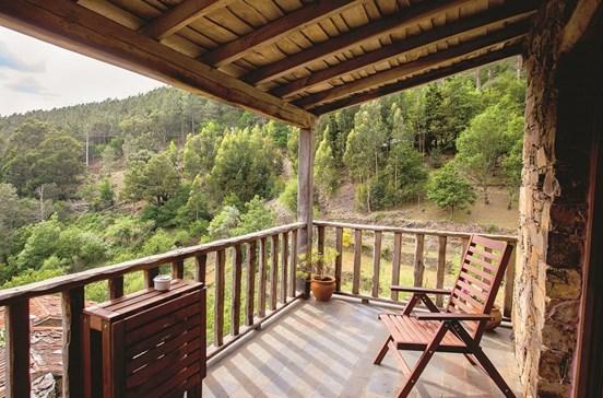 Cerdeira Village alia arte e tradição ao conforto