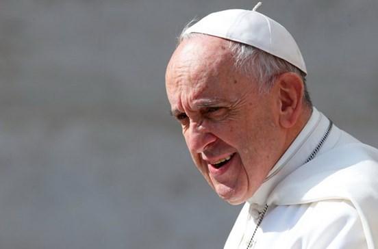 """Papa Francisco participa em """"filme histórico de não-ficção"""""""