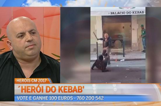 Herói do Kebab
