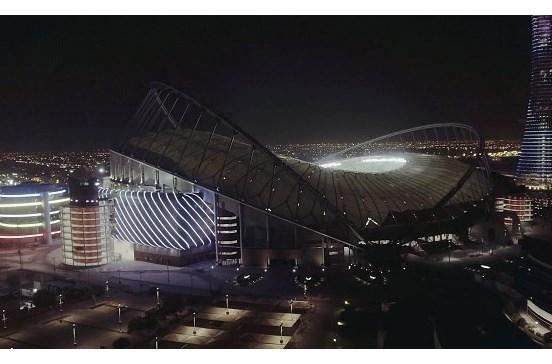 Primeiro estádio finalizado para o Mundial do Qatar 2022