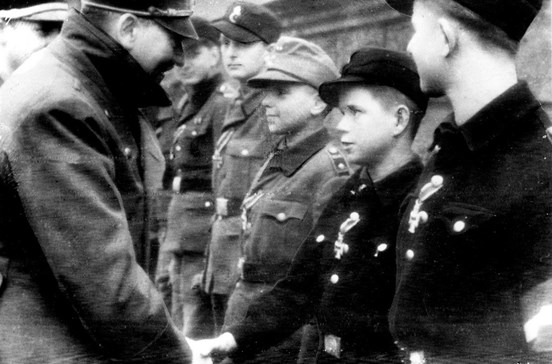 O pacto que fez chegar fotos nazis à América