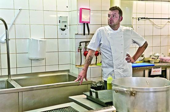 Chef Ljubomir resgata entretenimento da TVI