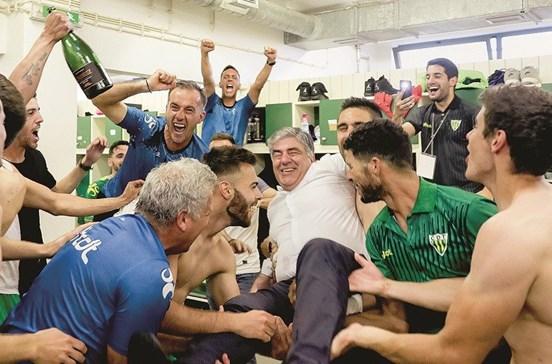 Milagre mantém Tondela na Liga
