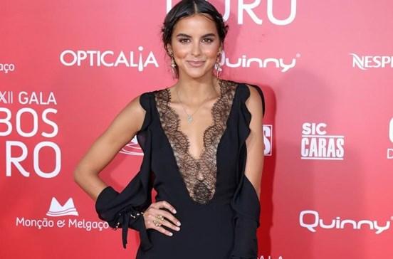 Sara Matos gera polémica nos Globos de Ouro