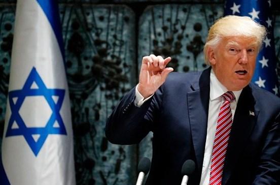 """Trump ataca Irão e agradece a Israel """"compromisso com a paz"""""""