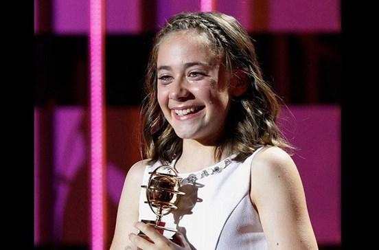 Beatriz Frazão emociona gala dos Globos de Ouro