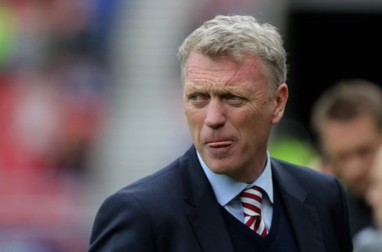 Treinador David Moyes deixa o Sunderland