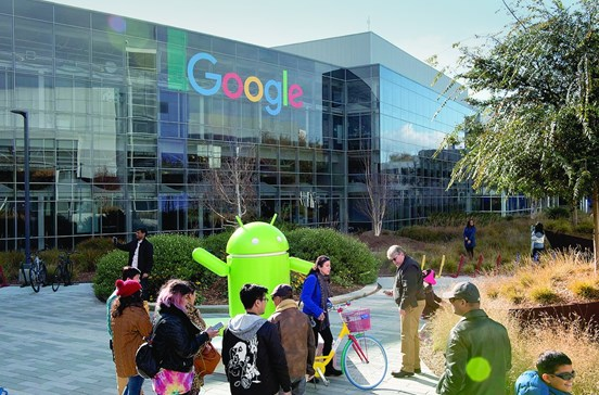 Google arrisca pagar multa de 8 mil milhões de euros