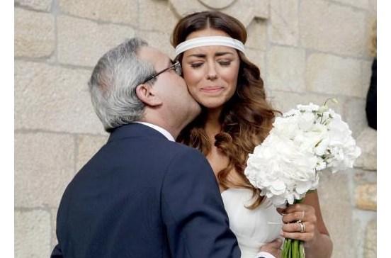 Pai de Sofia Ribeiro luta contra o cancro