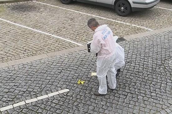 Assaltantes em fuga após tiroteio à porta da GNR