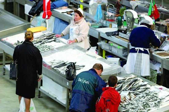 Peixe comprado em lota 43% mais caro no Norte