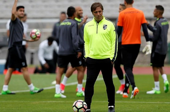 Pedro Martins perto do FC Porto