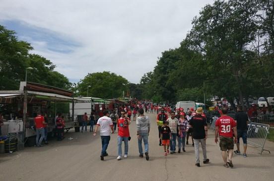 Festa da Taça de Portugal invade Jamor
