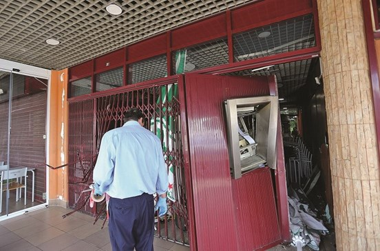 Superpolícia ordena vigilância a multibancos