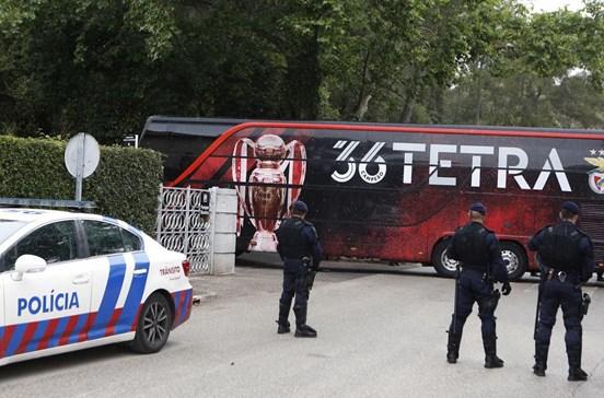 16 pessoas detidas na final da Taça de Portugal