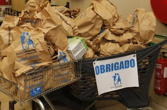 Banco Alimentar recolhe 1848 toneladas de alimentos