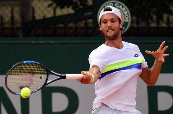 João Sousa eliminado na primeira ronda do torneio de Antalya